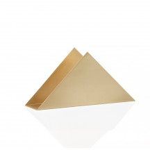 Ferm Living Triangle brief- en servettenhouder