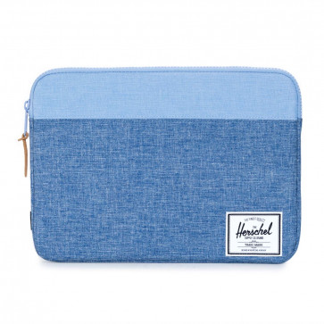Herschel Anchor sleeve 13-inch MacBook Air/Pro Limoges crosshatch