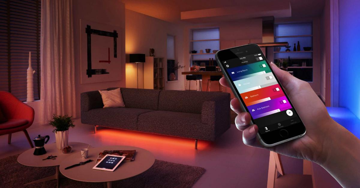 philips hue bloom. Black Bedroom Furniture Sets. Home Design Ideas