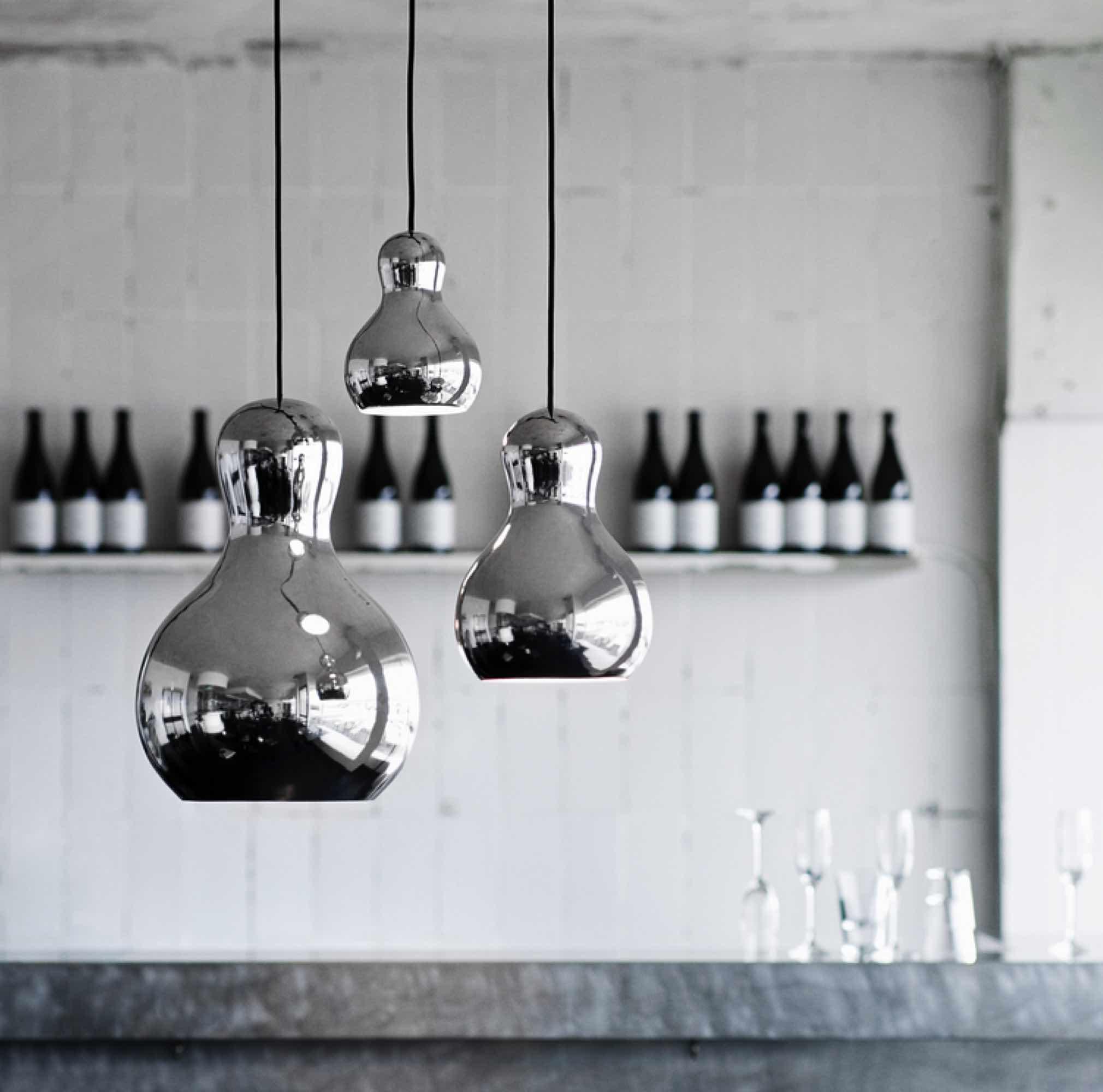 Fritz Hansen Ninove Calabash lamp