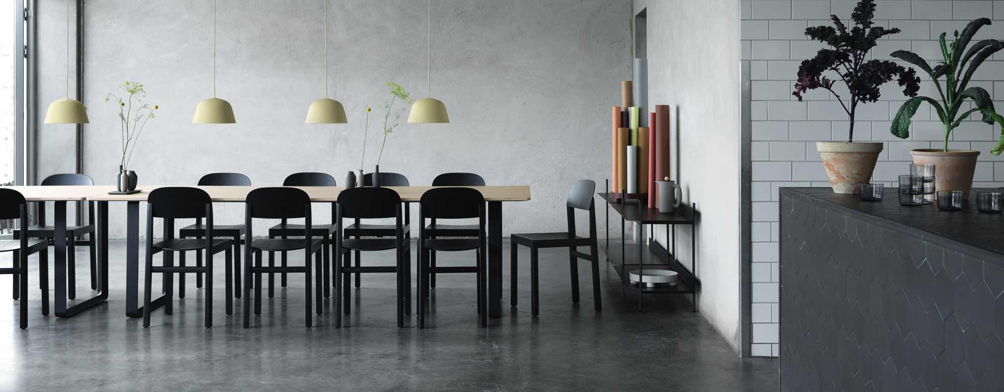 Win een Muuto Workshop stoel