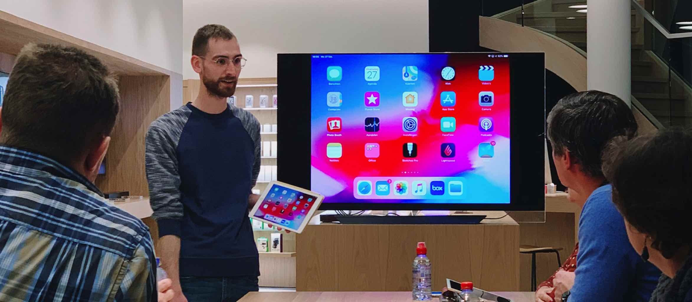 Apple Store Ninove