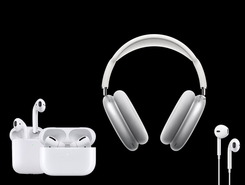 Apple hoofdtelefoons Ninove