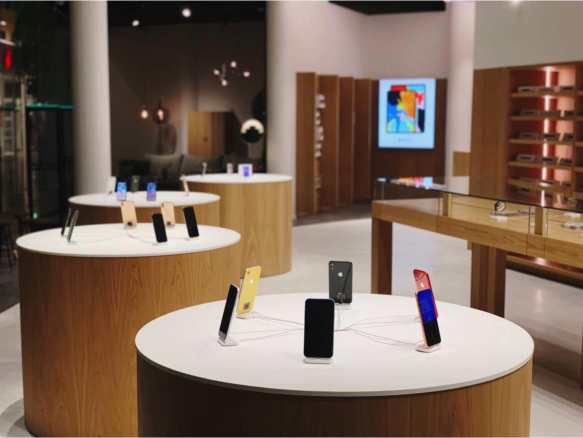 Apple Store Ninove.