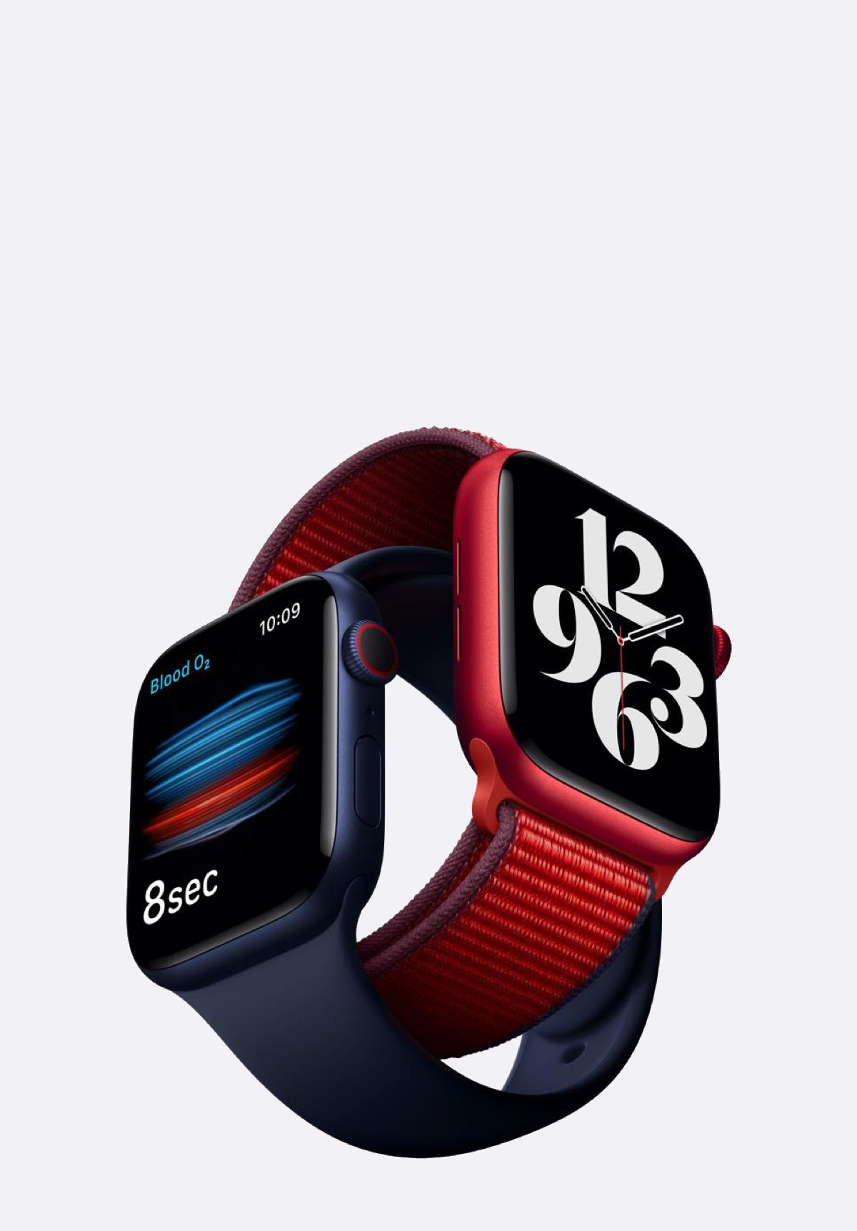 Apple Watch Series 6 Ninove kleuren