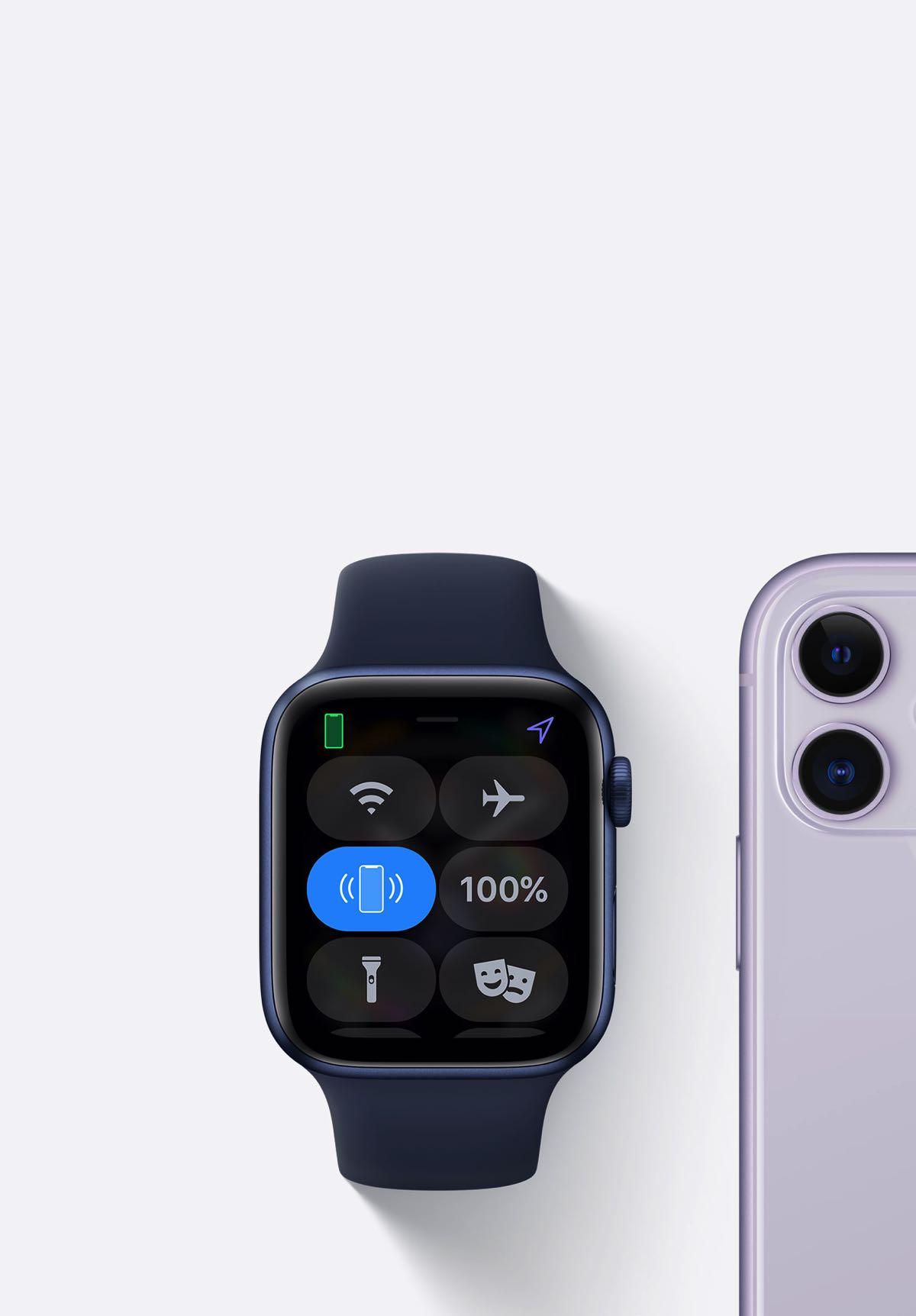 Apple Watch Ninove iPhone zoeken