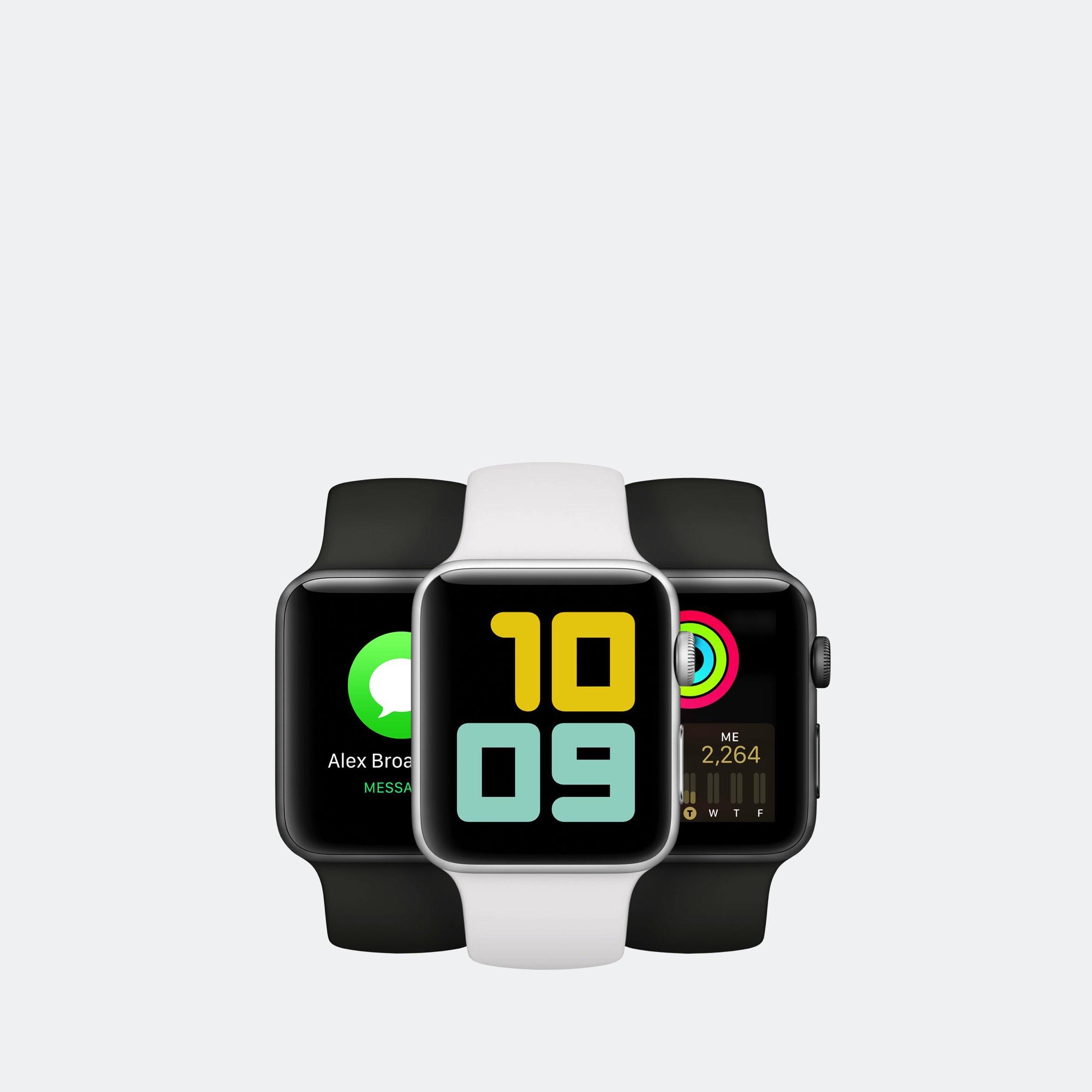 Apple Watch Series 3 Ninove