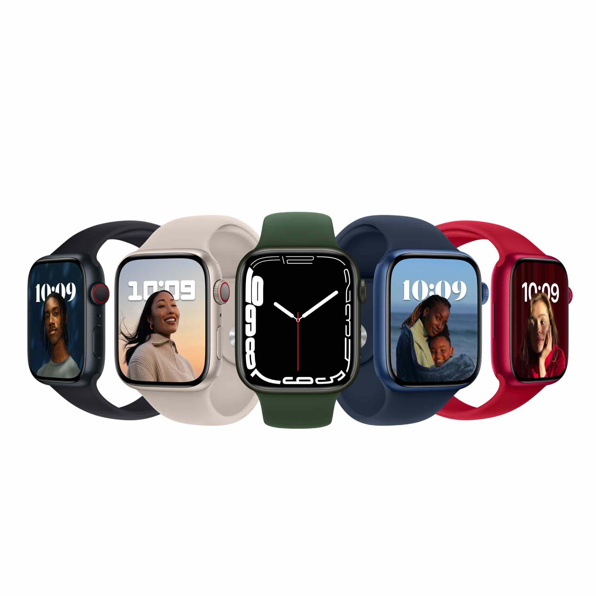 Apple Watch Series 7 Ninove