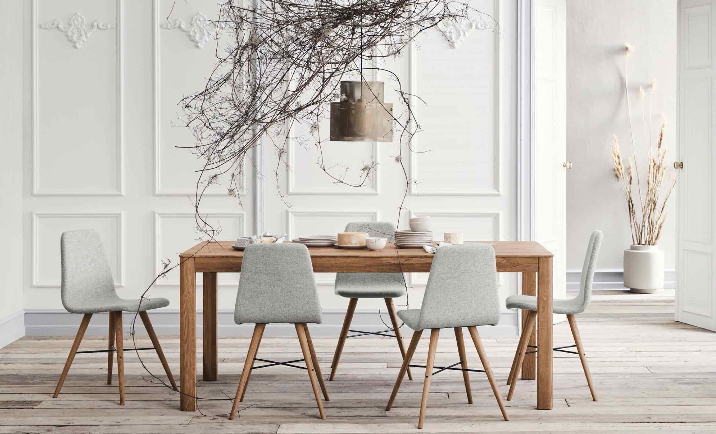 Bolia Palm Chair Graceful Table Ninove