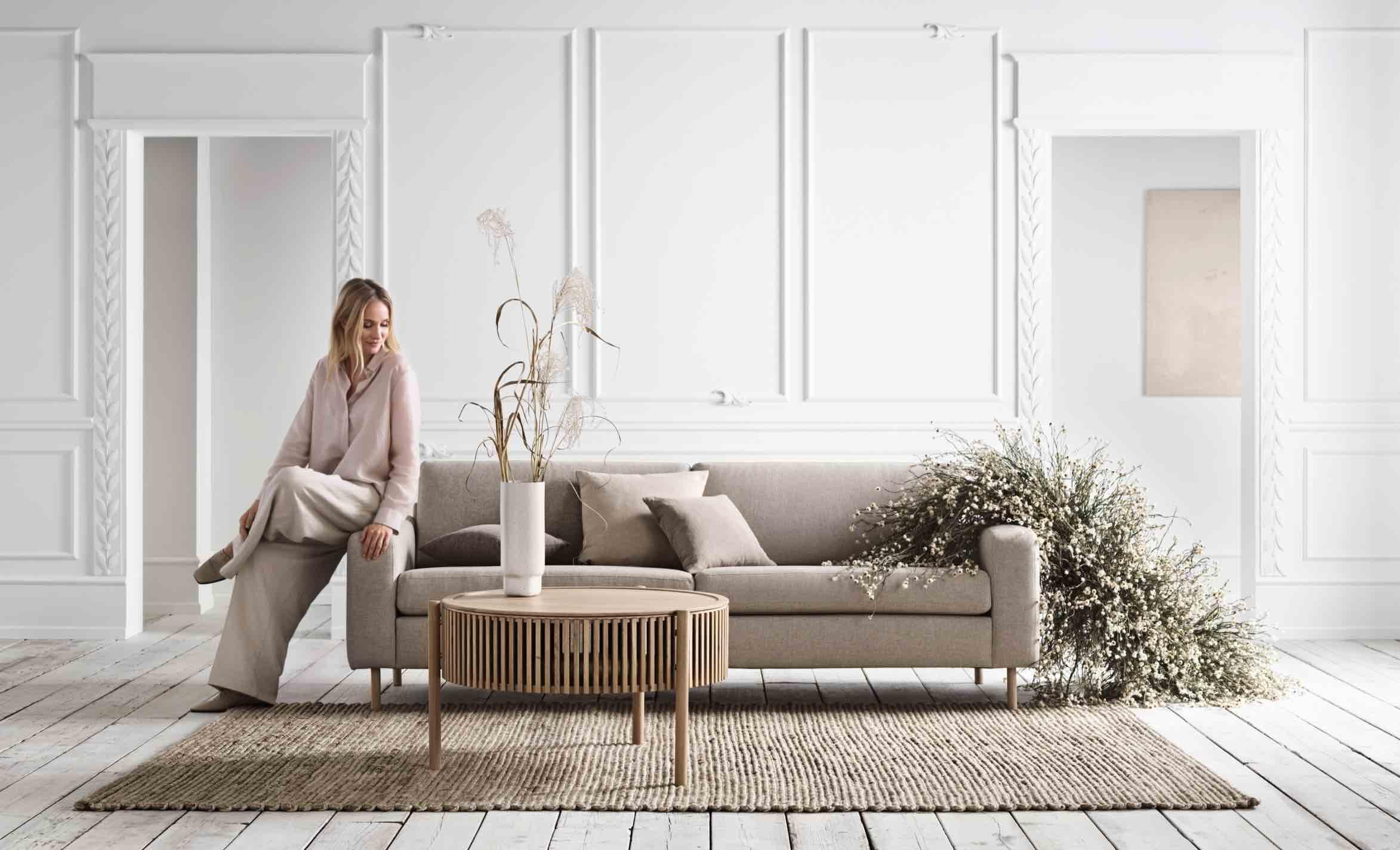 Bolia Ninove goedkope Scandinavia zetel