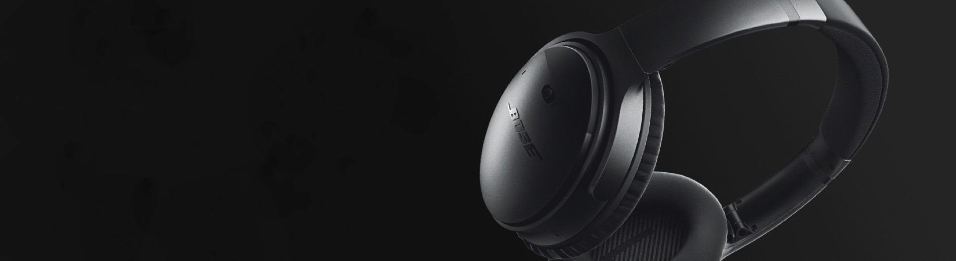 Bose hoofdtelefoons