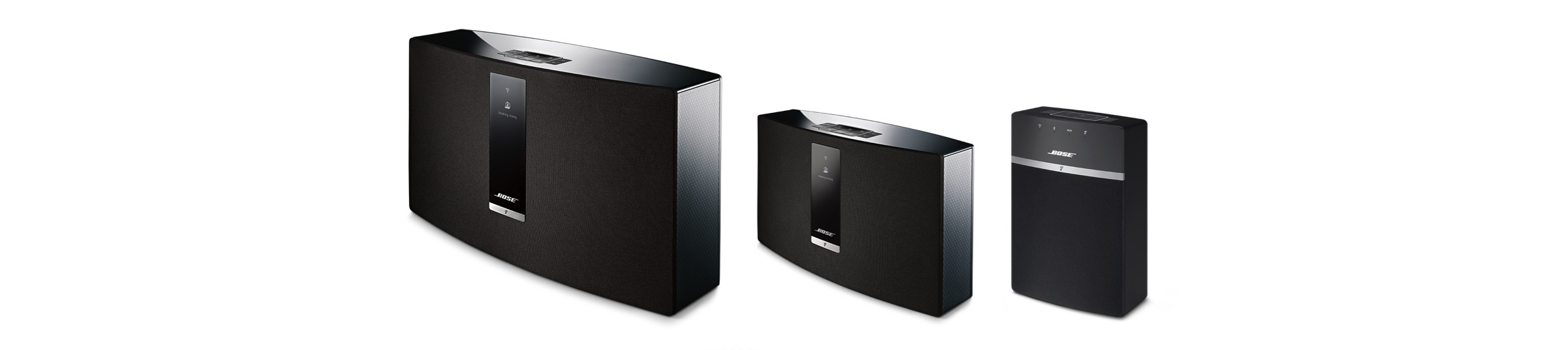 Bose soundtouch multiroom speakers