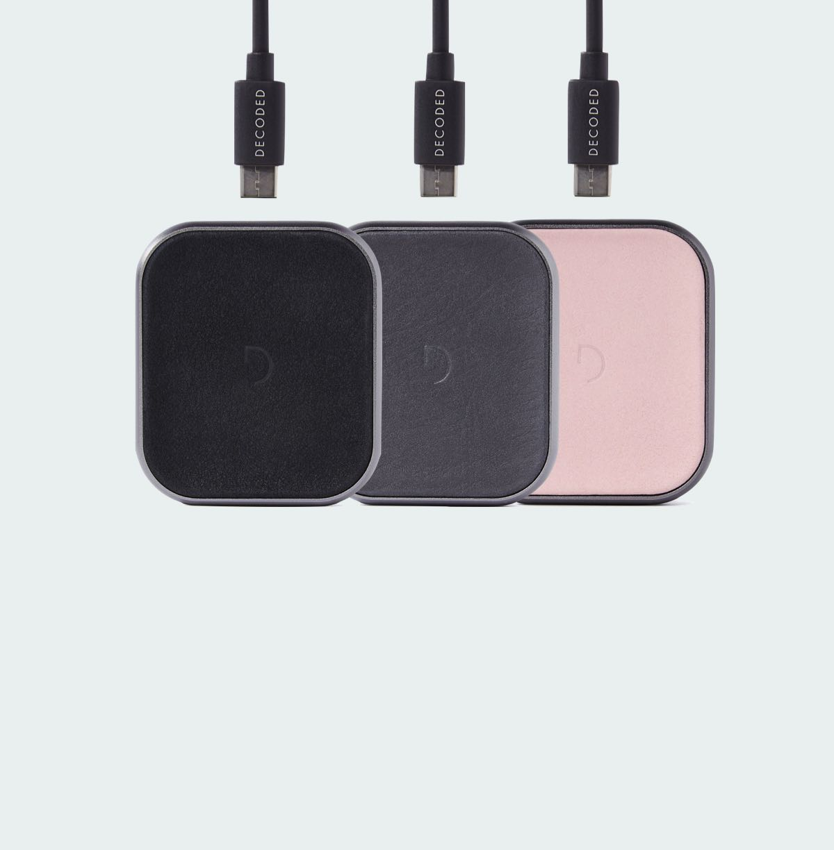 Decoded 5W FastPad mini voor AirPods en AirPods Pro Ninove