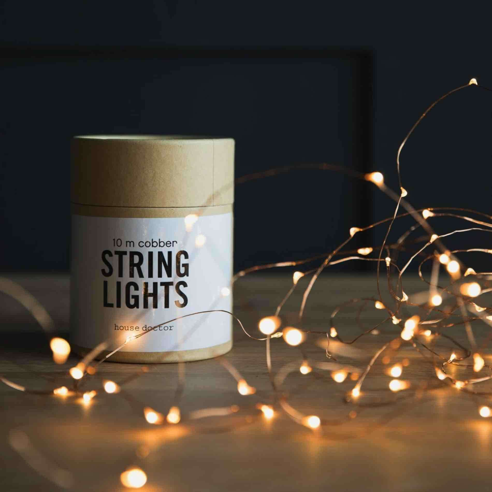 House Doctor String Lights