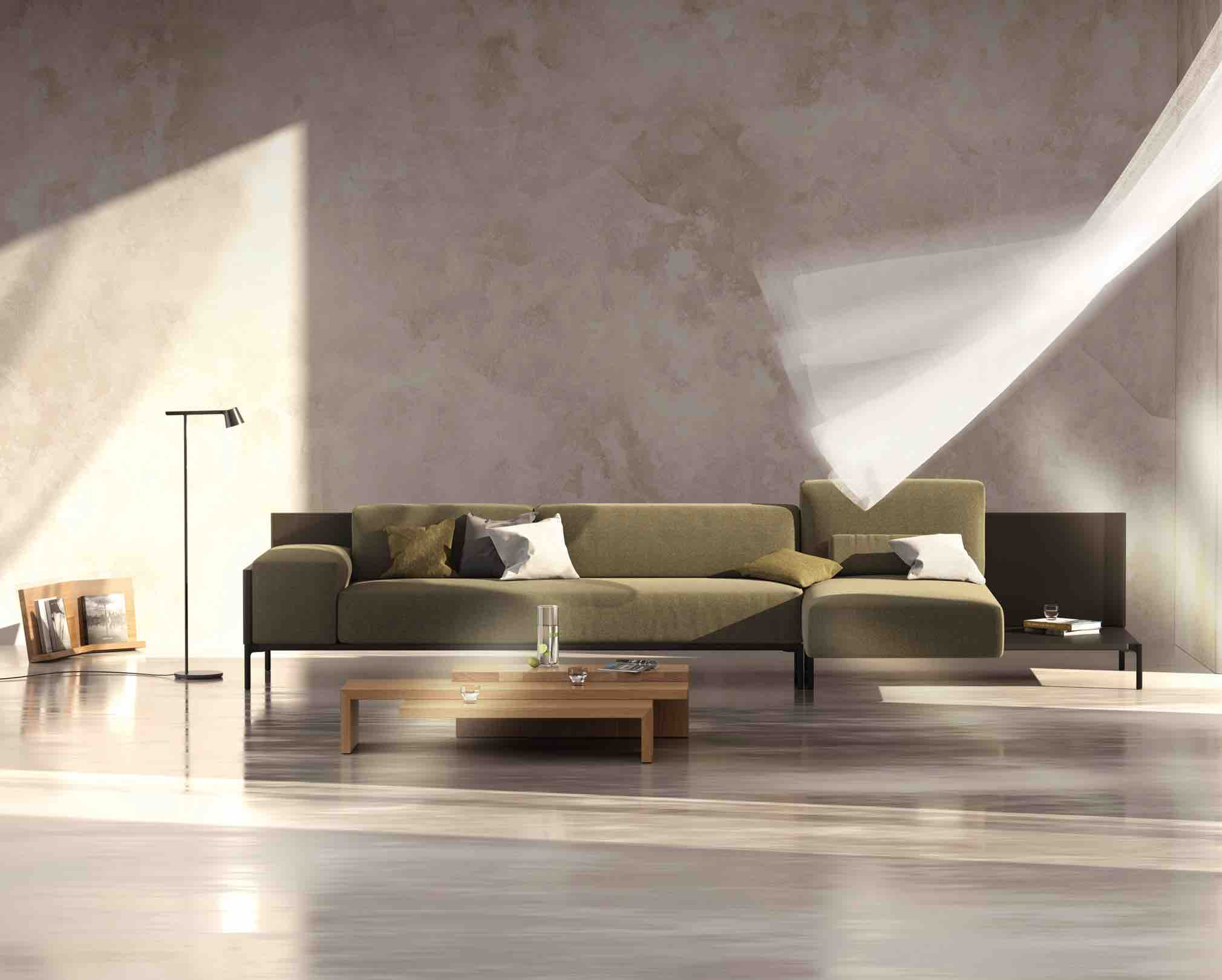 Indera Ninove Snooze sofa August
