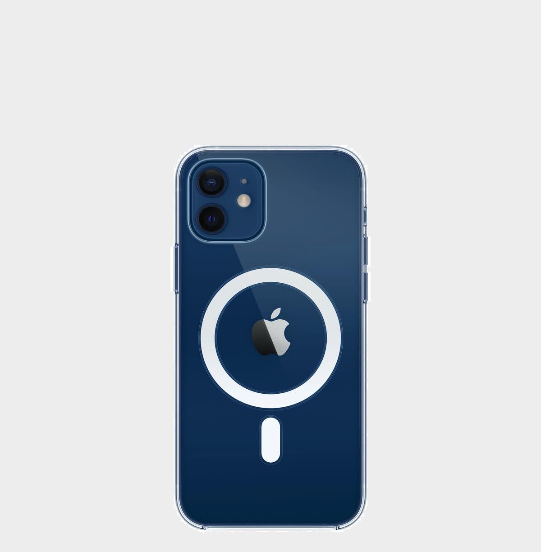 iPhone 12 doorzichtig hoesje met MagSafe Ninove