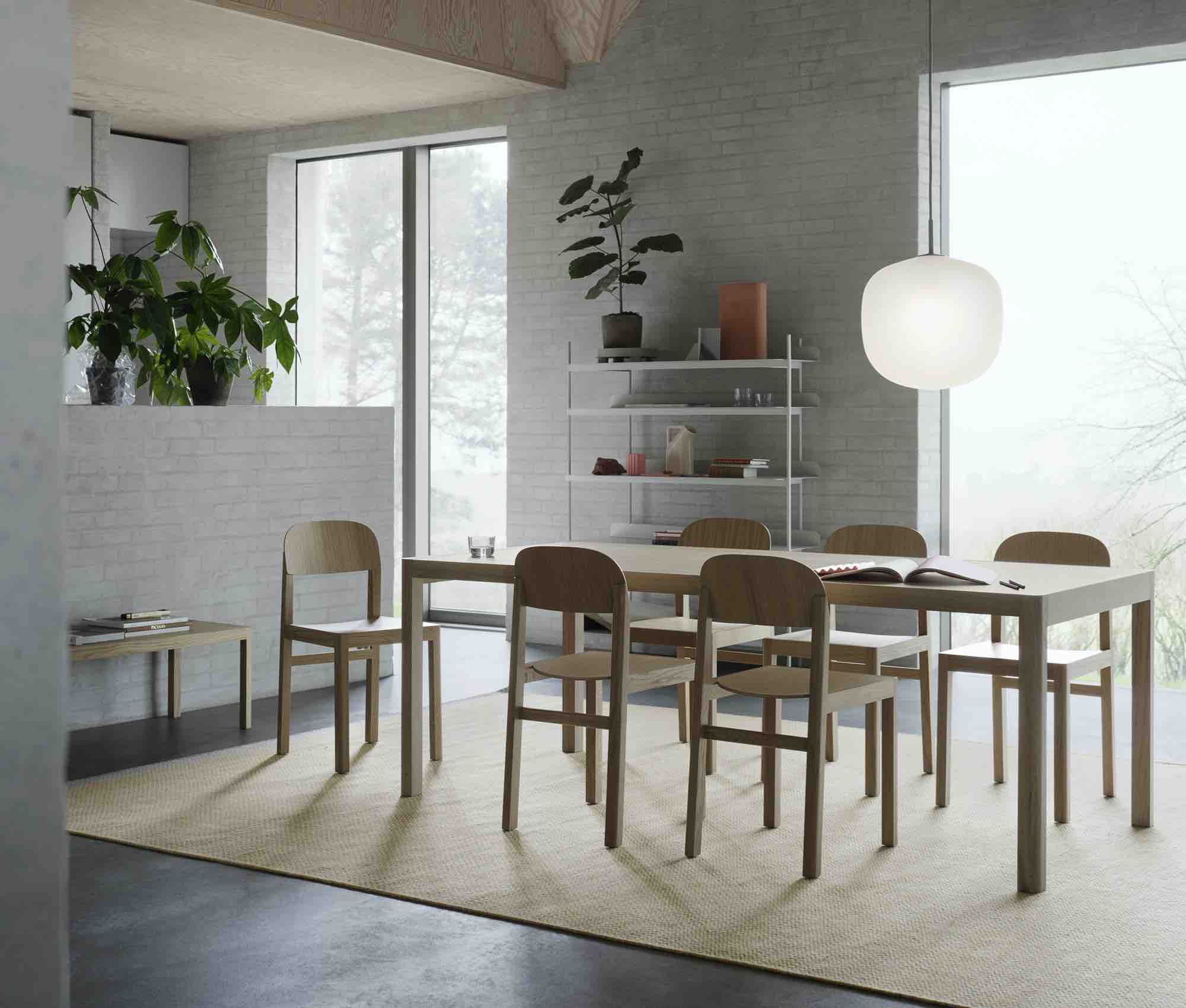 Muuto Aalst Ninove Workshop Chair