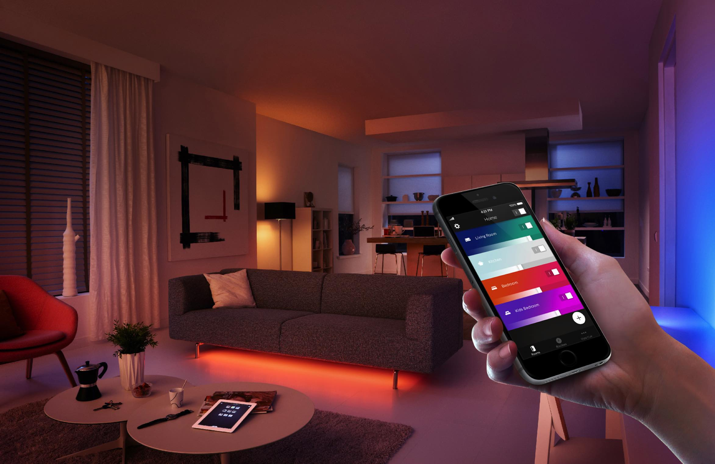 Philips Hue Ninove