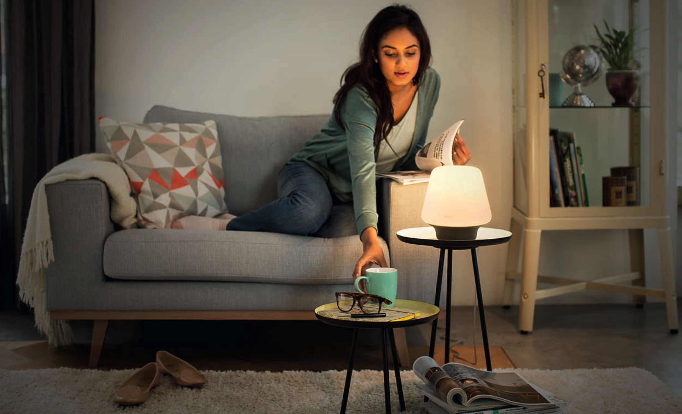 Philips Hue Wellness tafellamp
