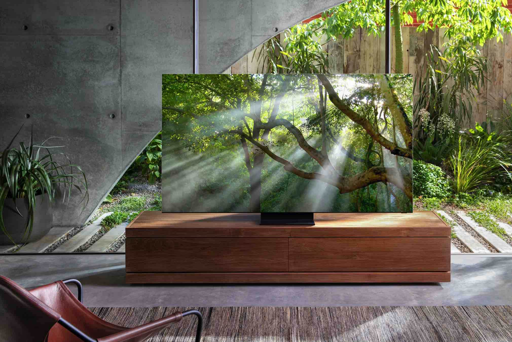 Samsung TV Ninove 8K Qled