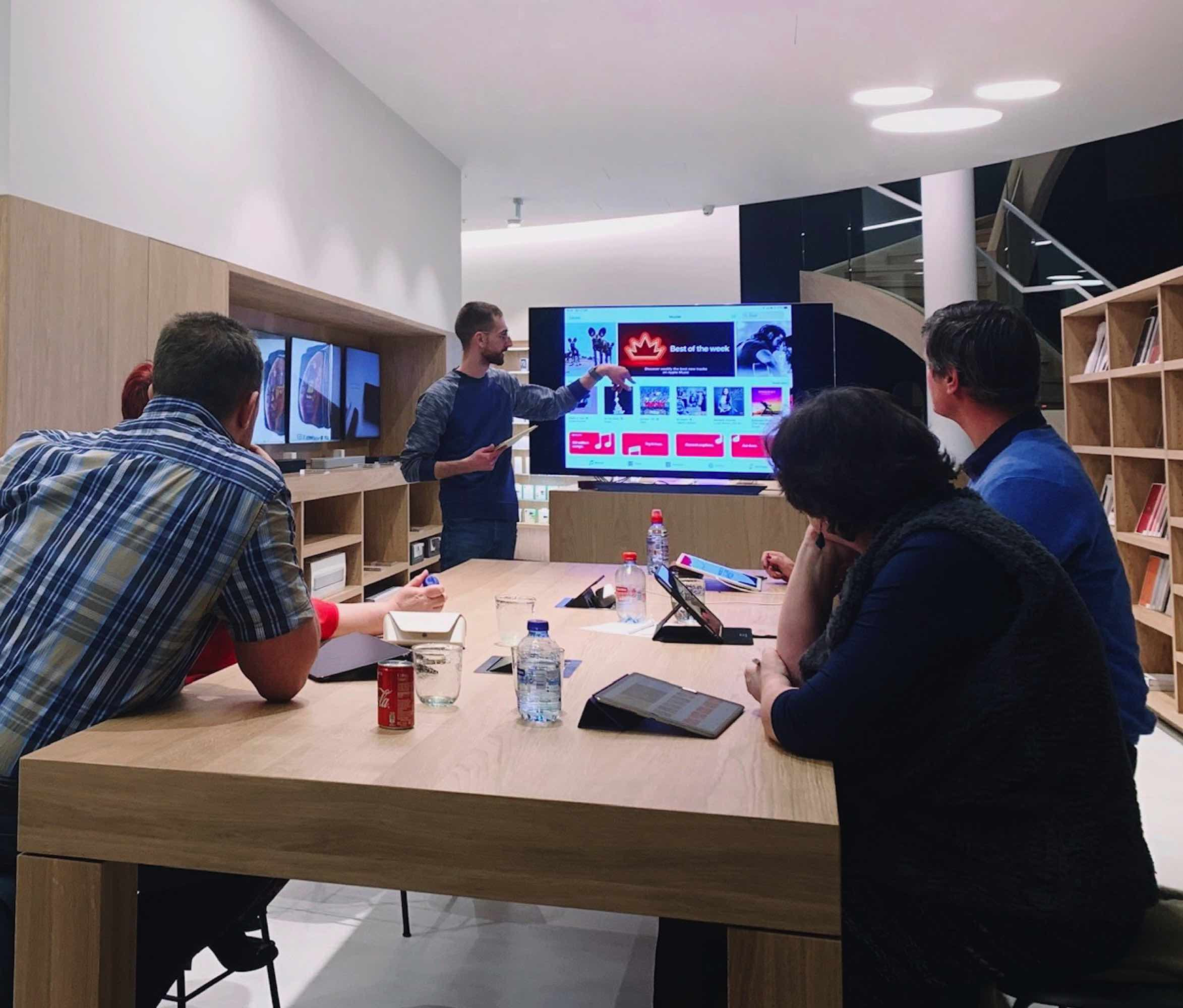 Apple opleidingen Ninove